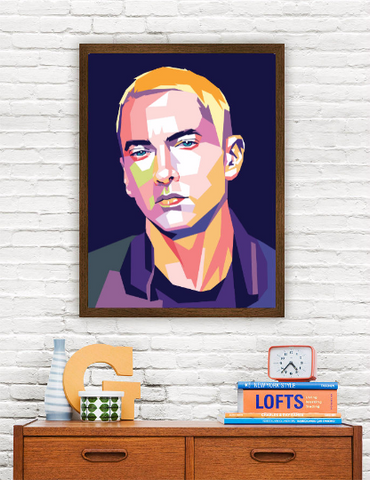 Eminem Limited Artwork