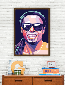 Lil Wayne Limited Artwork