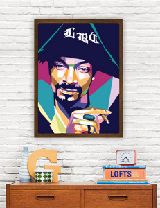 Snoop Dogg Limited Artwork