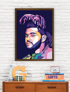 The Weeknd Limited Artwork