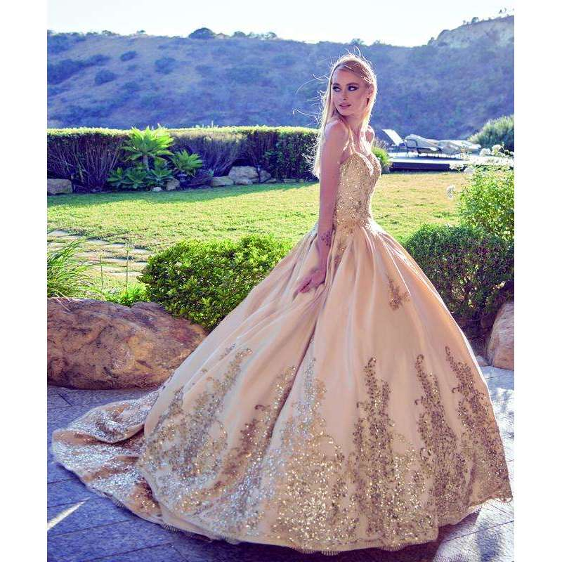 Quince Ballgown 1431