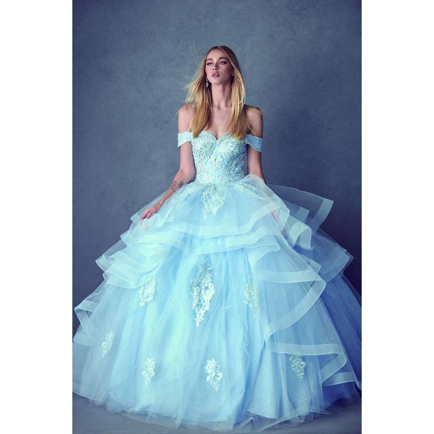 Quince Ballgown 1432