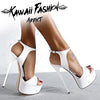 SEXY HIGH HEELED SHOES - KAWAII FASHION ADDICT Japanese Clothing Store