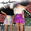 CUTE LASER SKIRT - KAWAII FASHION ADDICT Japanese Clothing Store