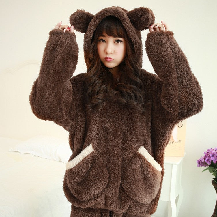 BROWN BEAR Pajamas
