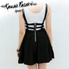RETRO HOLLOW SKIRT - KAWAII FASHION ADDICT Japanese Clothing Store