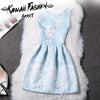 FLOWER POWER DRESS - KAWAII FASHION ADDICT Japanese Clothing Store
