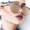 LUXURY VINTAGE ROUND SUNGLASSES - KAWAII FASHION ADDICT Japanese Clothing Store