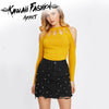 LOVELY PEARL MINI SKIRT - KAWAII FASHION ADDICT Japanese Clothing Store