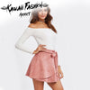 CUTE PINKY SKIRT - KAWAII FASHION ADDICT Japanese Clothing Store