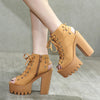 ORIGINAL PUMPS CROSS TIED SHOES - KAWAII FASHION ADDICT Japanese Clothing Store
