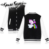 HARAJUKU UNICORN JACKET - KAWAII FASHION ADDICT Japanese Clothing Store
