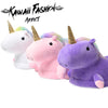 UNICORN HOME SLIPPERS - KAWAII FASHION ADDICT Japanese Clothing Store