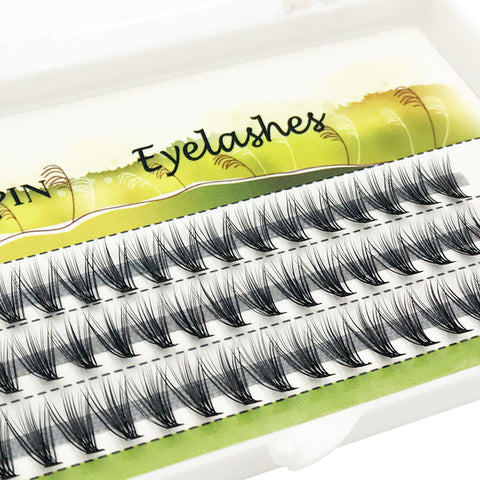 60 pieces Mink Individual Lashes