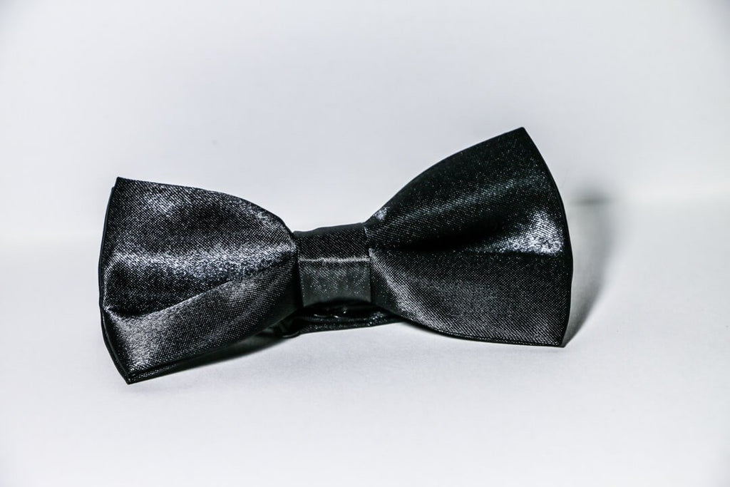 Loyalty Bow-Ties - Jet Black