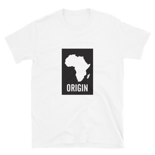 Load image into Gallery viewer, Origin - White Unisex T-Shirt