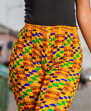 Load image into Gallery viewer, Kente Stretch Pant