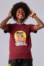 Load image into Gallery viewer, Love & Culture - Maroon Shirt