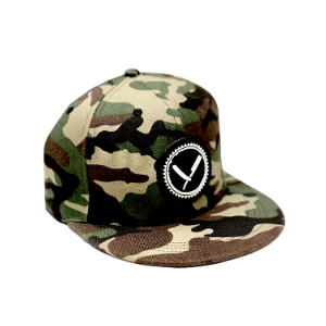 SnapBack adjustable cap - Camo