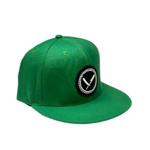 Snapback adjustable cap - Green