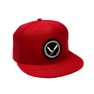 SnapBack adjustable cap - Red