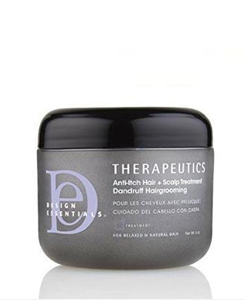 Design Essentials® - Therapeutics Anti Itch and Scalp Treatment,  Dandruff Hair Grooming