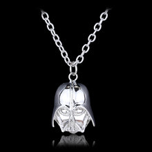 Corrente Star Wars Pingente Darth Vader