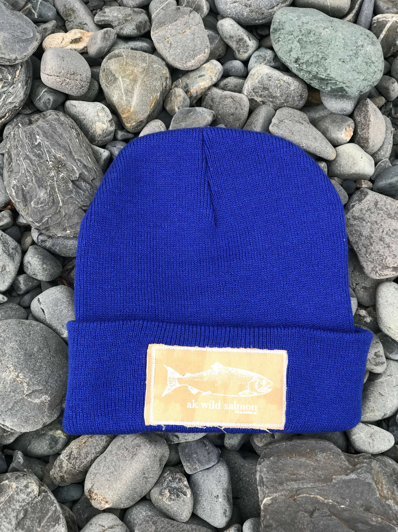 Hats - Patch Beanies