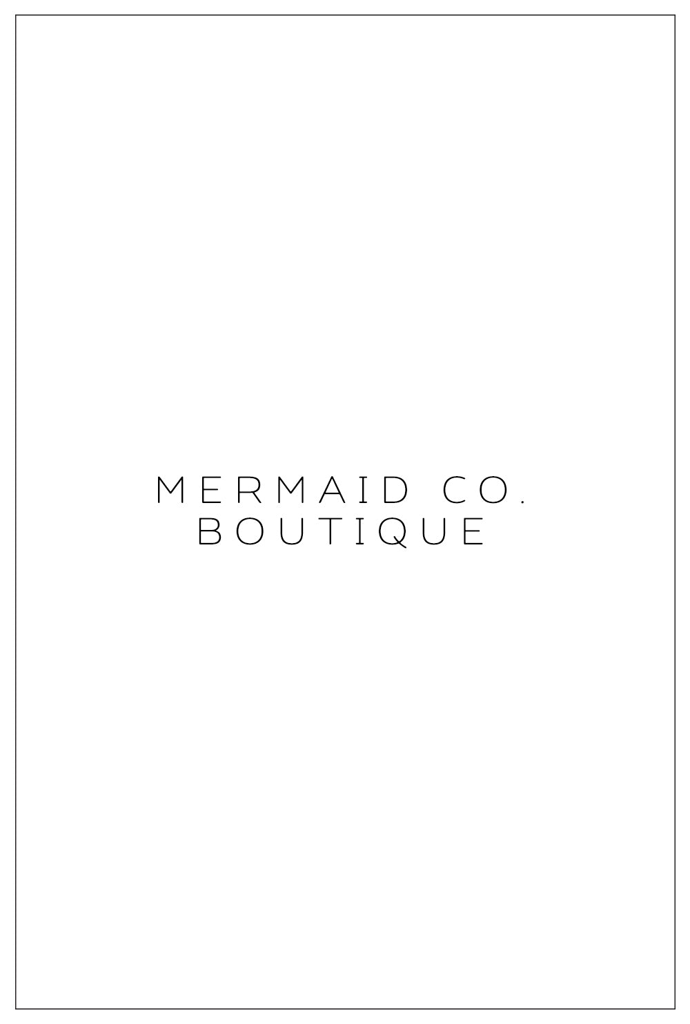 Mermaid Co. Boutique
