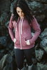 Beach Rose AK Starfish Co. 50/50 Zipped Hoody $65.00