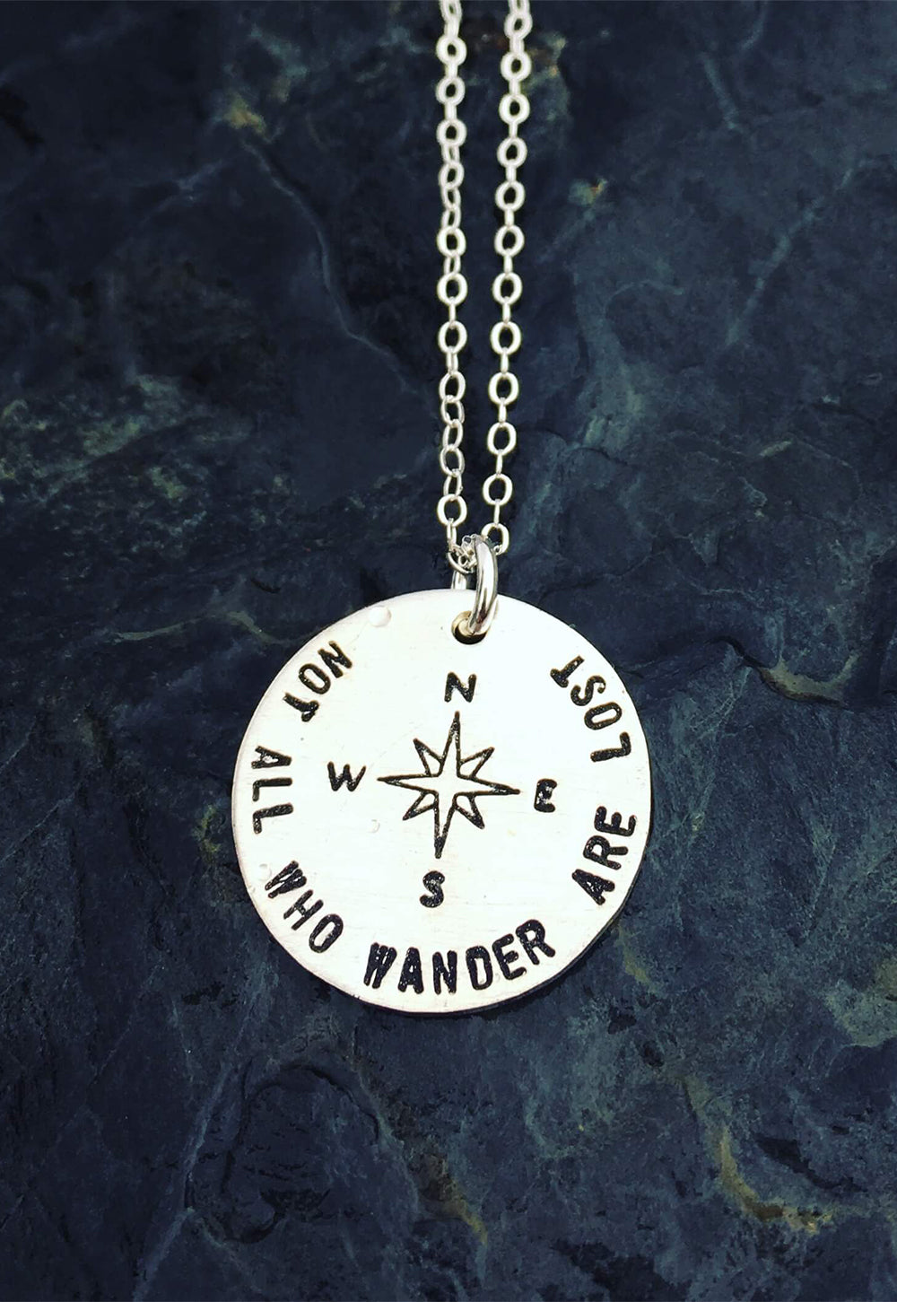 Compass and Quote $45.00
