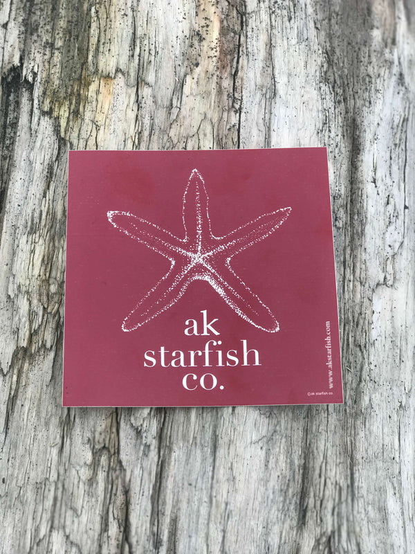 Cranberry AK Starfish Co. $6.00