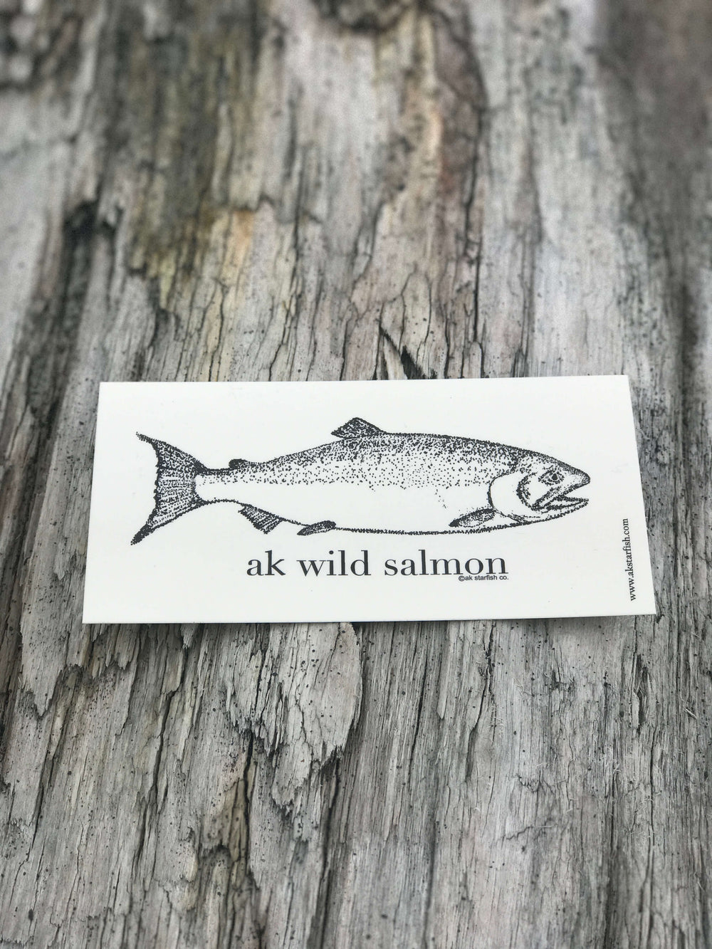 Cream AK Wild Salmon