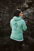 Beach Grass AK Mermaid with ALASKA Sleeve Triblend Zipped Hoody $65.00