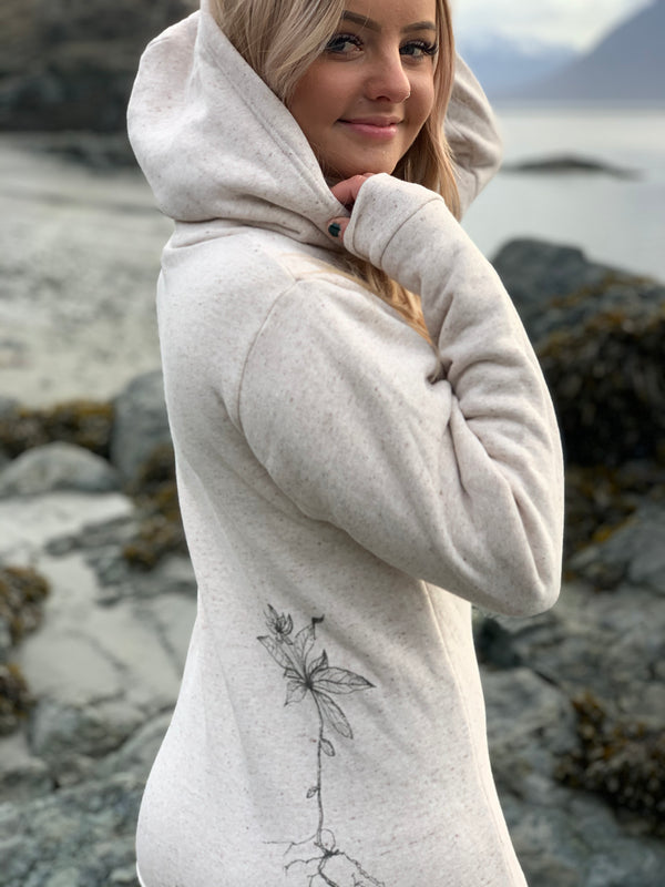 Pearl AK Wildflower Triblend Pullover $60.00