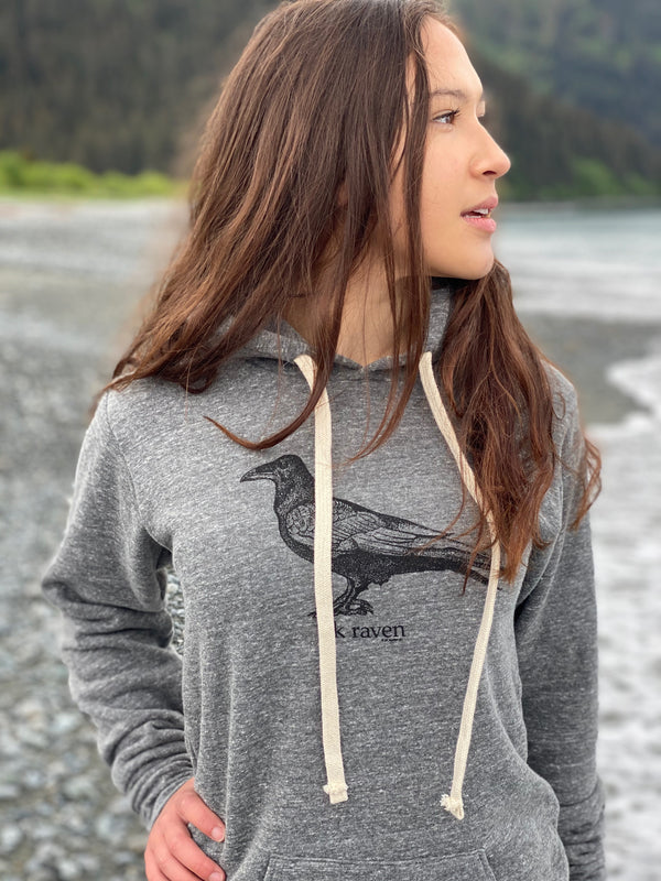 Storm AK Raven Triblend Pullover Hoody $60.00