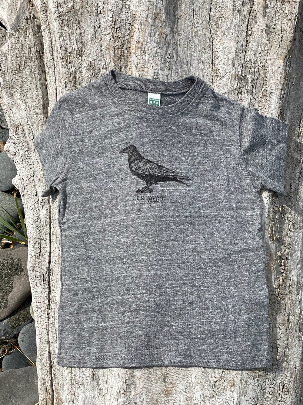 Storm AK Raven Triblend Short Sleeved Tee $25.00