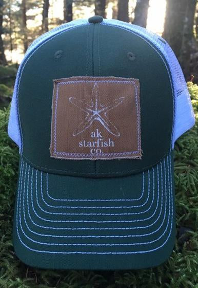 Marine AK Starfish Co. Patch Hat $35.00