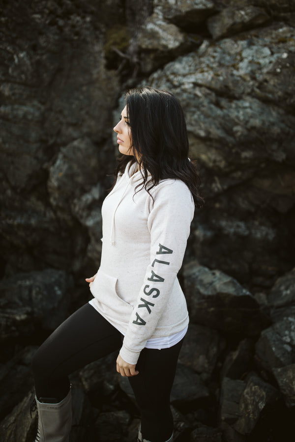 Pearl AK Mermaid Triblend Pullover $60.00