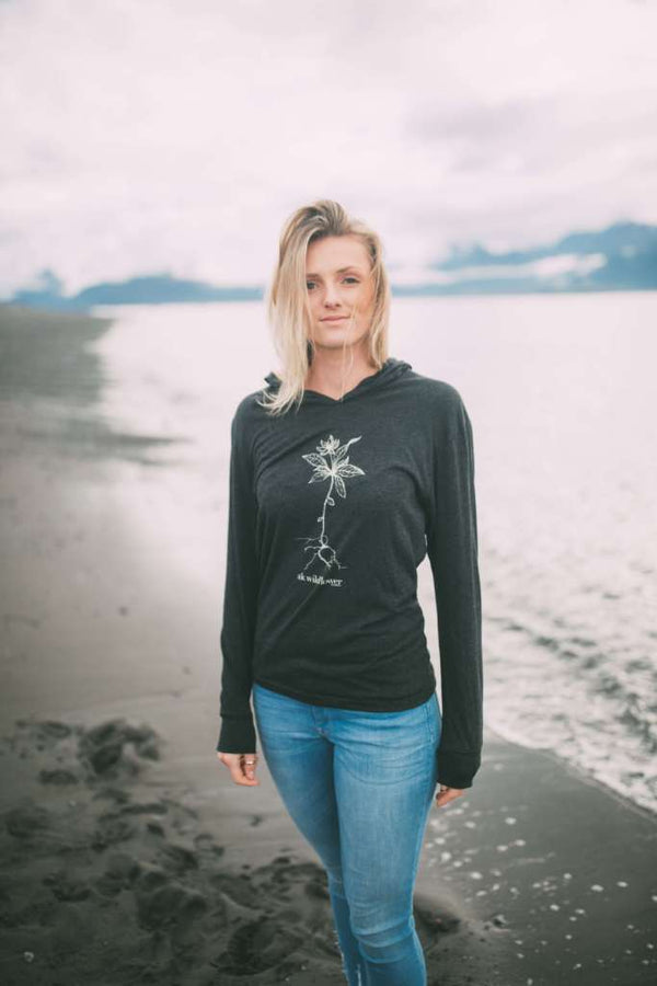 Slate AK Wildflower Light Weight Pullover $55.00