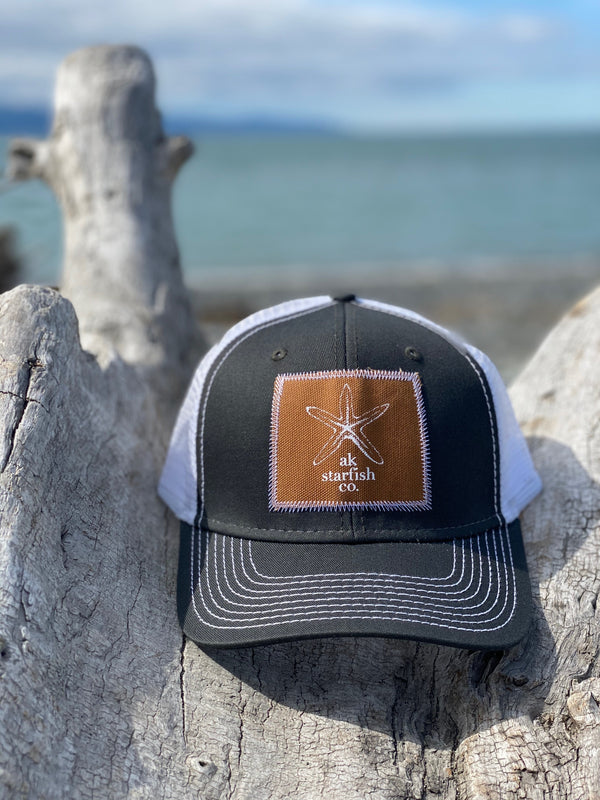 Campfire AK Starfish Co. Patch Hat 35.00