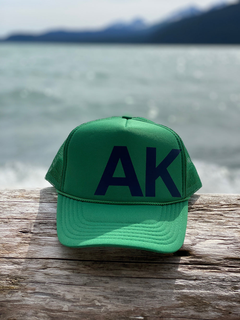Grass with Navy AK $35.00