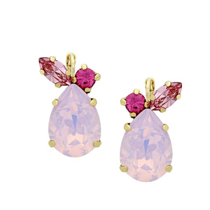 Boucles Victoria Rose opal