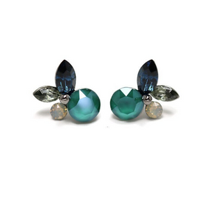 Boucles Corsage Turquoise