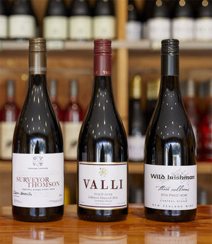 3 Pinots Pack (Only Available in New Zealand) - Starting in March 2020 ($139 per quarter).