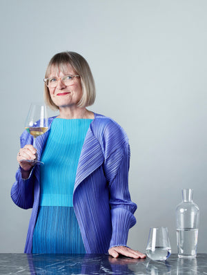 Only available in New Zealand - Jancis Robinson Wine Glass (x2 glasses)