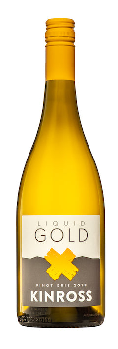 "Kinross - ""Liquid Gold"" Pinot Gris 2018"
