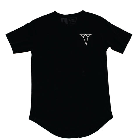 Temple Scoop Tee by Electric Family