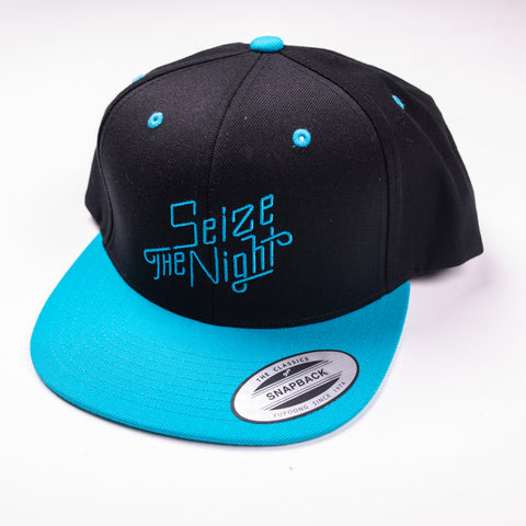 Seize The Night Temple Snapback