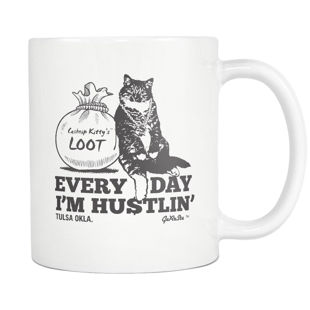 Daily Hu$tle Coffee Mug